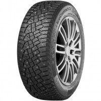 Continental IceContact 2 SUV 215/65R16 102T FR шип.
